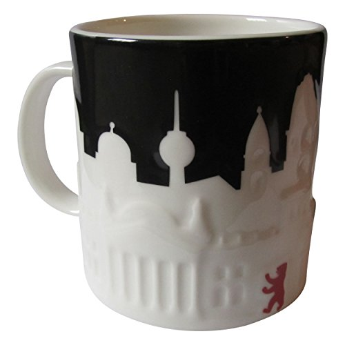 Starbucks City Mug Relief Tasse ***Berlin*** - Becher - Kaffee