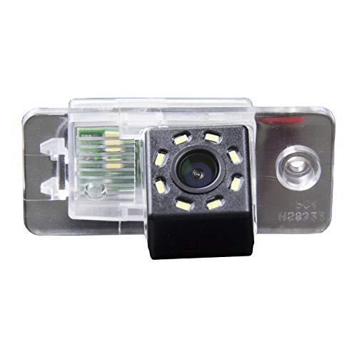 HD 720p Rückfahrkamera Wasserdicht Nachtsicht Auto Rückansicht Kamera Einparkhilfe Rueckfahrkamera für Audi A3 8P 8V A4 B8 A6 Q5 Q7 S5 A7 A8 S8 2012-2015