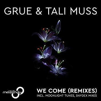 We Come (Remixes)