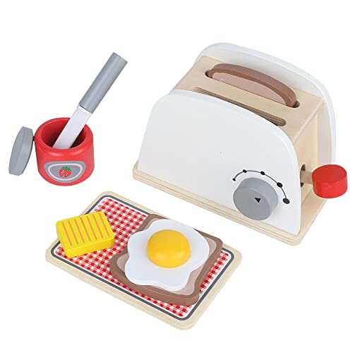 SONK El De La Cocina del Juguete, El Aparato De Cocina Juega La Licuadora De Las Tostadoras De La Simulación para El Juego De Roles para Los Niños(Maquina para Hacer Pan)