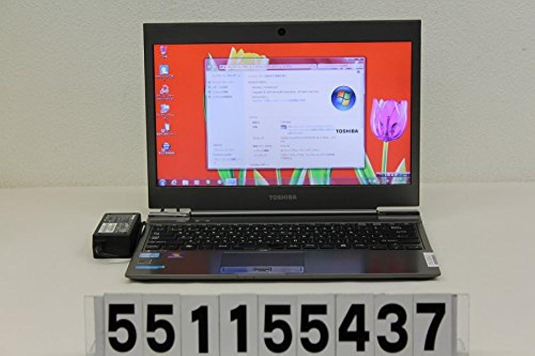 怠けた内訳高齢者【中古】 東芝 dynabook R631/E Corei5-1.7GHz/4GB/128GB(SSD)/13.3W/Win7