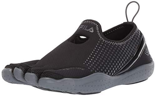 Fila Skele-Toes Emergence Black/Castlerock Mens Hiking Size 10M
