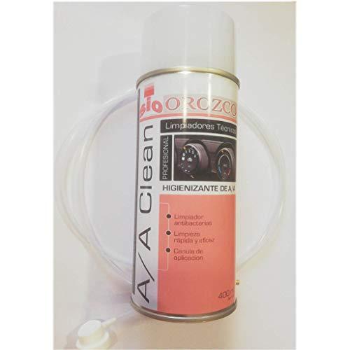 Higienizante para Aire Acondicionado en Spray 400ml.