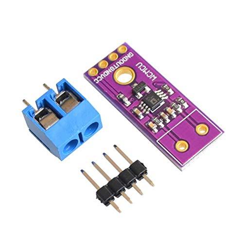 AD8495 Armz Thermal K-Typ Thermoelement-Verstärker Analogausgang Präzisionsmodul Temperaturerkennung (lila) DEjasnyfall