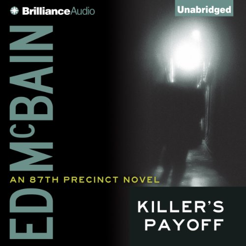 Killer's Payoff audiobook cover art