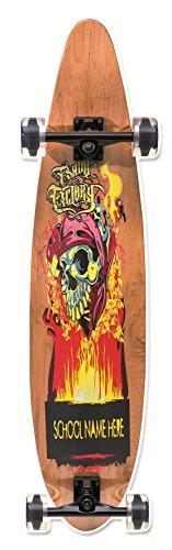 RSTA 9869 – Skateboard Longboard, 100 x 23 cm