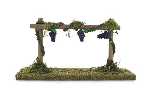 Vigna Con Uva Nera – Bertoni presepe linea Natale