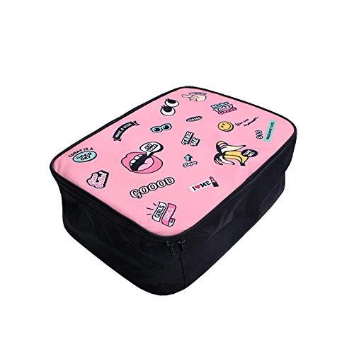 Trousse de Toilette Cosmetic Bag Large Capacity Travel Storage Bag Organizer Waterproof Bag Travel Accessoires
