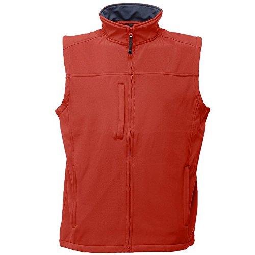Regatta Flux - 2x gran cuerpo más caliente - rojo