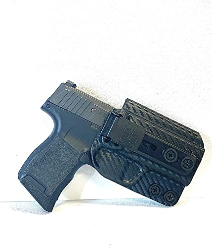 HolsterBuilder IWB Kydex Holster for Sig P365XL (Right Hand)...
