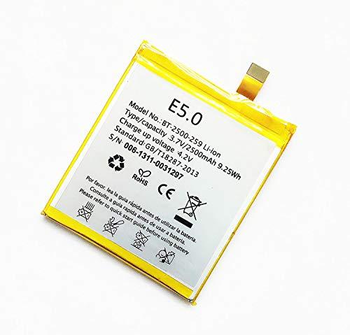 Todobarato24h Bateria Compatible con BQ AQUARIS E5 / E5 HD / E5 FHD 2500 mAh (Ojo no Valida Compatible con BQ E5 4G E5S)