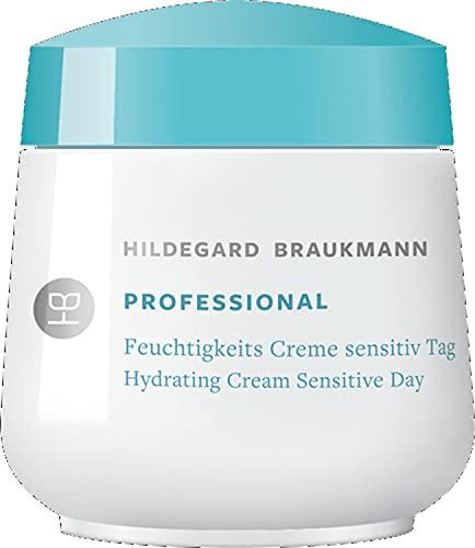 Hildegard Braukmann Professional Plus Feuchigkeits Creme Sensitiv, 1er Pack (1 x 50 ml)