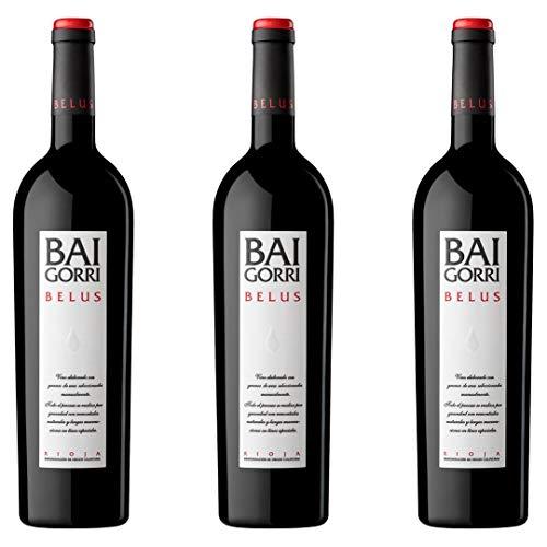 BAIGORRI Vino tinto belus -750ml