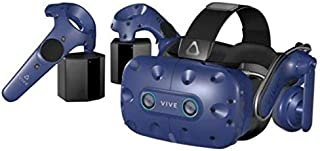 HTC VIVE Pro Eye アイトラッキング搭載VRシステム [アドバンテージパック同梱版] 99HARJ006-00/ADV