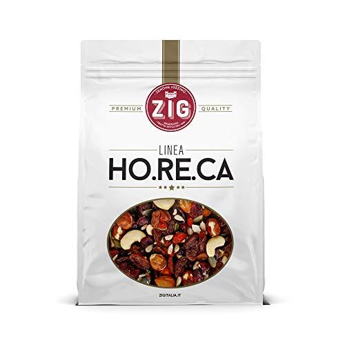 ZIG - HORECA - Misto Breakfast prima colazione| Mix frutta secca e semi 1 Kg