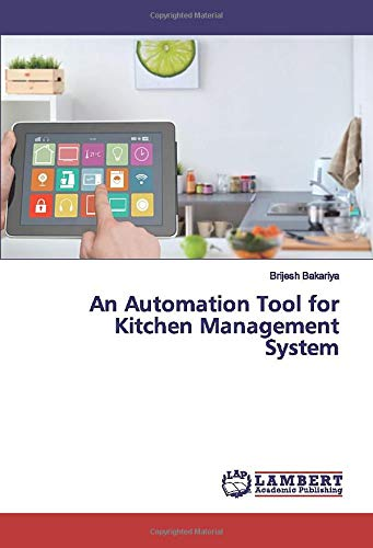 An Automation Tool for Kitchen Management System