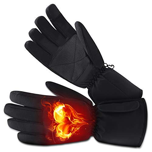 best battery heated motorcycle gloves