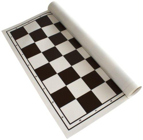 Weiblespiele 02012 - Schachplan rollbar, 50 x 50 cm