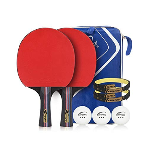 Lowest Price! HUIJUNWENTI Table Tennis Racket, Beginner Table Tennis, Pen-Hold, Horizontal Shot, Fam...
