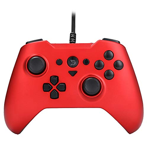 ZD-O Wired Gaming Controller 6 Remappable Multi-Function Buttons for Steam Nintendo Switch,Lapto/PC(Win7-Win10),Android Smartphone Tablet VR TV Box