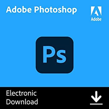 Adobe Photoshop   Photo Image and Design Editing Software   12-Month Subscription with Auto-Renewal PC/Mac