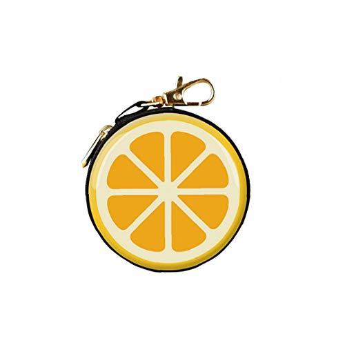 Juguetes del juego lindo de la fruta Monedero carpeta portable mini bolso de la caja de la bolsa Estilo 9 para niños