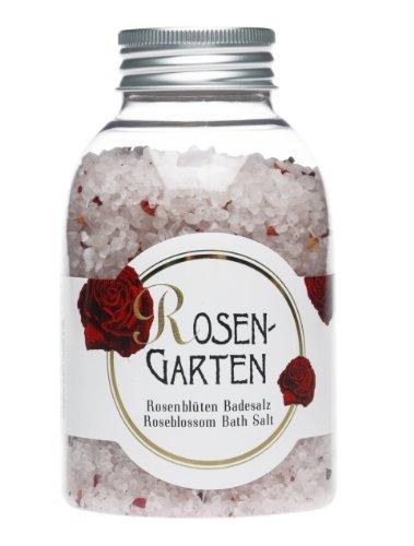 Rosengarten Rosenblüten Badesalz, 400 g