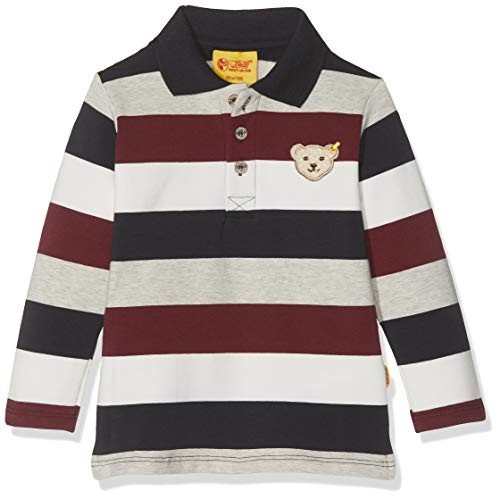 Steiff baby-jongens poloshirt lange mouwen shirt met lange mouwen