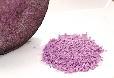 【Japan Vegetable】Purple Sweet Potato Fine Powder 2.1 oz( 60g)