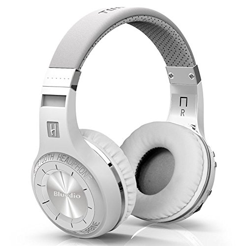 Bluedio HT (Hurricane Turbine) freno de disparo Bass Auricular Bluetooth estéreo inalámbrico Bluetooth 4.1auriculares–Batería de larga duración de diadema con micrófono