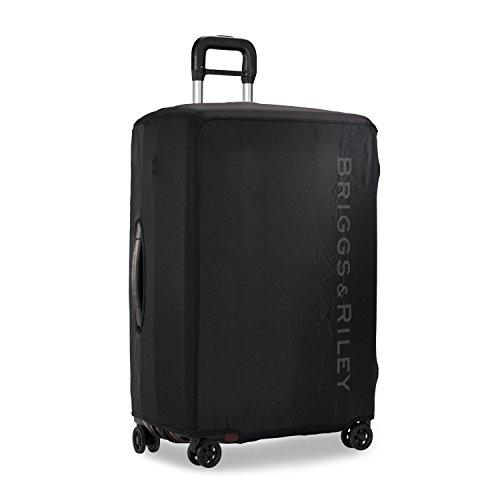 Briggs & Riley Sympatico-Luggage Cover, Black