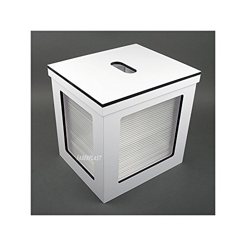 Faberplast fb478 – Caisse, blanc mat