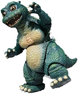 Bandai Little Godzilla and Crystal Set - S.H. MonsterArts