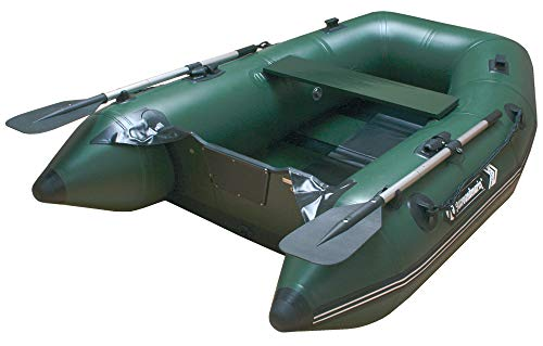 Allroundmarin Angel Jolly 245 Motorboot Set grün