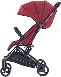 Inglesina Sketch - Silla de paseo ligera y compacta, color rojo