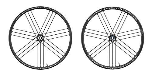 Campagnolo Unisex– Erwachsene Ultra DB Laufräder, schwarz, One Size