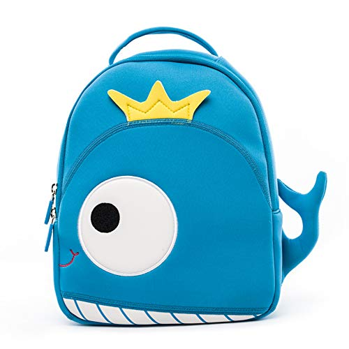 Great Price! Backpack 3D Model Whale Kids Baby Bag Anti Lost School Bags for 2-6 Years Boys and Girl...