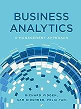 Business Analytics: A Management Approach
