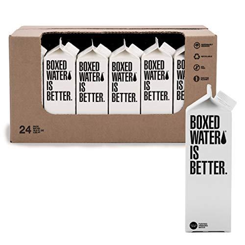 Boxed BPA FREE Water
