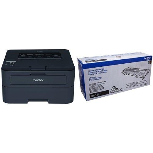 Brother HL-L2360DW Wireless Monochrome Laser Printer