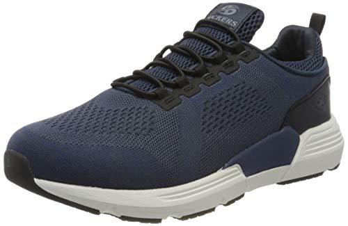 Dockers by Gerli Herren 46FZ001-706660 Sneaker, Blau (Navy 660), 44 EU