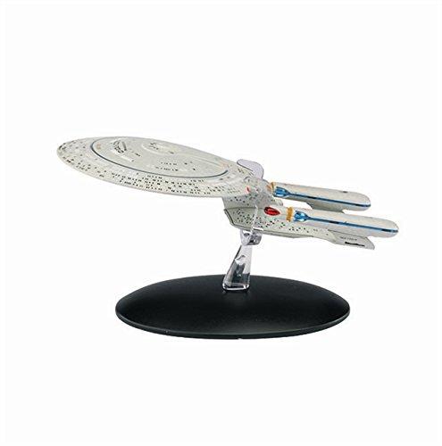 Raccolta di astronavi Star Trek Starships Collection Nº 1 USS Enterprise NCC-1701-D