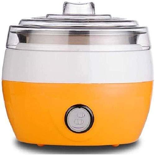 WANBAO Suministros de Cocina Máquina de Yogurt para el hogar, máquina de Vino de arrocero de natto de Acero Inoxidable automático Creativo práctico Creativo.