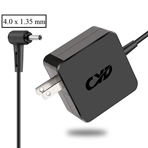 CYD 45W 19V 2.37A Replacement for Laptop-Charger Asus-UX360C X553M Q302L Q504UA Q304U S200E UX330 UX330U UX360 UX305 X540 X541 F553 F553M F556 C202SA C300SA E402WA Power-AC-Cord