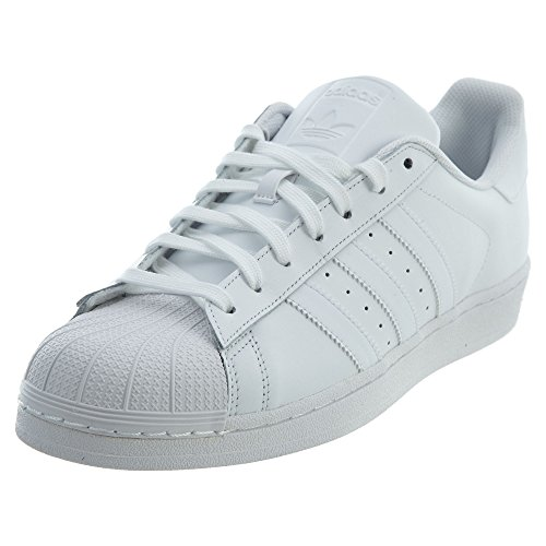 adidas Superstar Foundation B27136, Herren Sneaker - EU 42 2/3