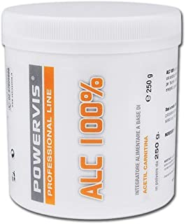 Powervis - Acetil-L-Carnitina In Polvere - 250G