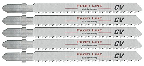 Connex Stichsägeblatt Holz Fein 100 mm, 5 Stück, COM300100
