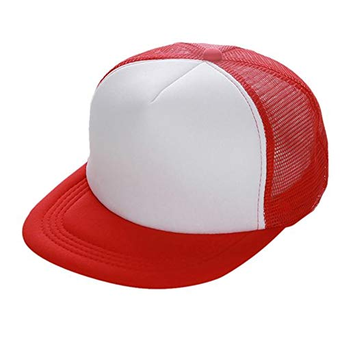 XUETON Unisex Baseball Cap Dad Trucker Hat Baseball Cap Perfect for Running Workouts and Outdoor Activities (Blue)