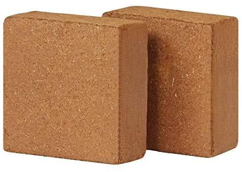AlmaStore FIBRA DI COCCO 20 KG (4 X5Kg) | Substrato per terrario rettili | circa 5 kg - 70 LT/PZ