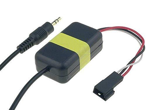 Cable Adaptateur AUX Jack compatible avec BMW 3 5 7 X5 navigation usine